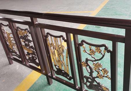 室内铝合金围栏