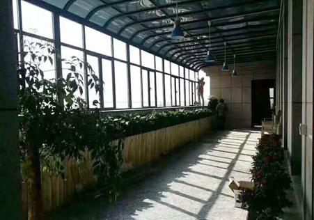 阳光房遮阳雨棚